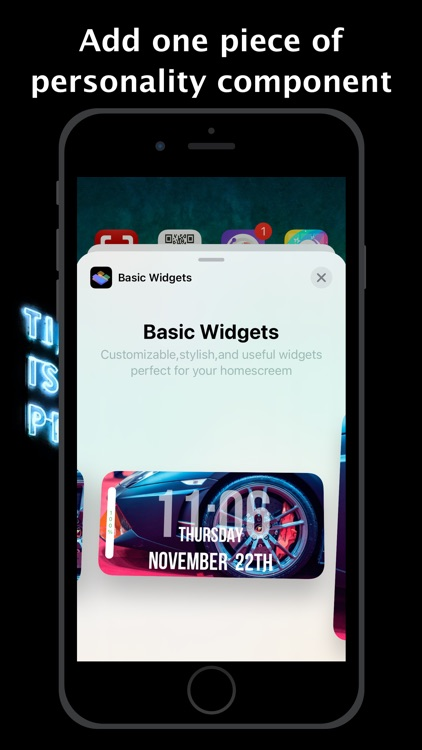 Basic Widgets