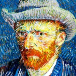 Van Gogh Stickers