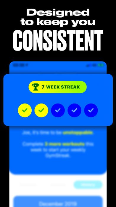 GymStreak: Workout Planner AIのおすすめ画像4