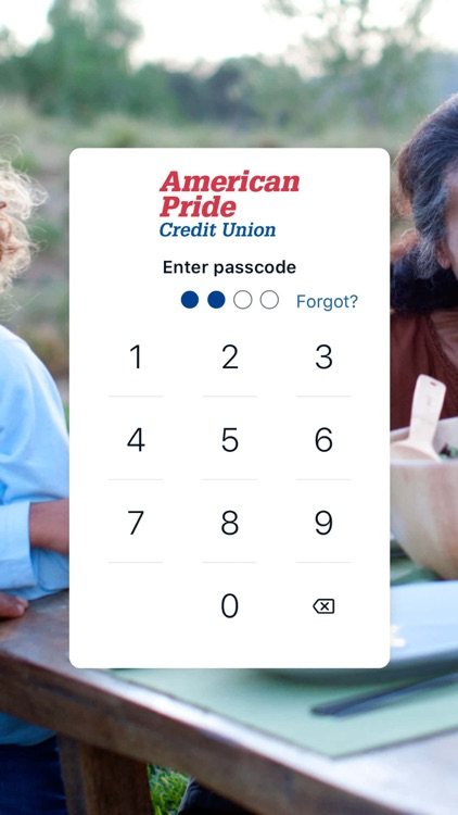 American Pride CU Mobile Plus