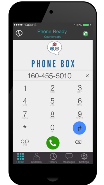 PhoneBox Call