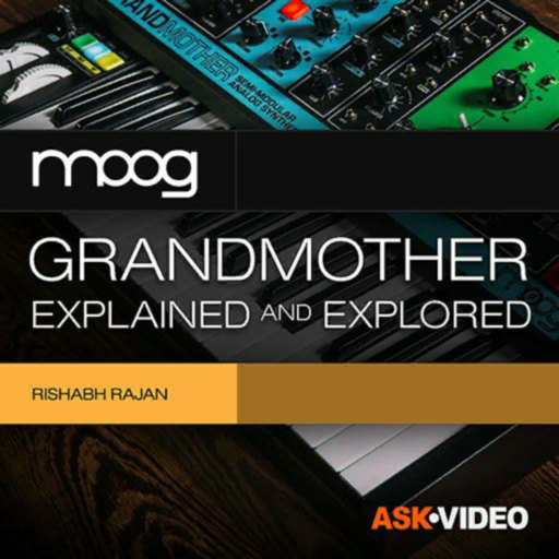 AV Course For Moog Grandmother