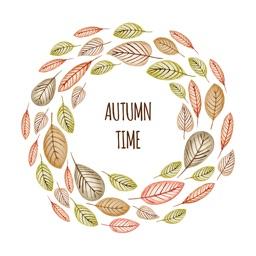 Autumn Greeting ~