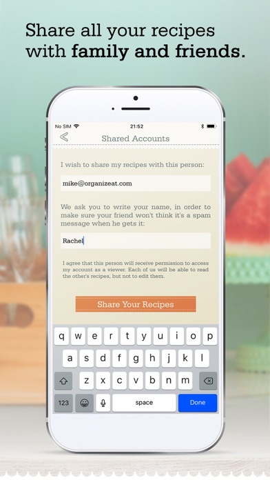Recipe Keeper by OrganizEat