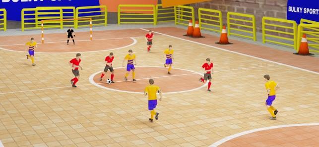 Street Soccer - Futsal 2021