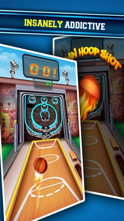 Urban Hoops - Strike Bowling