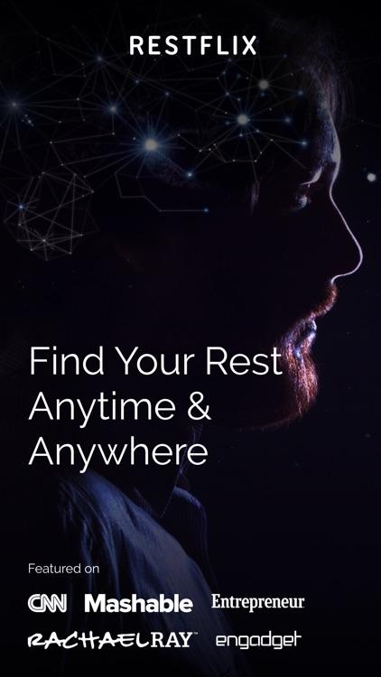 Restflix: Find Your Rest screenshot-0