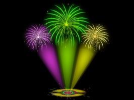 Lights & Fireworks: On Photos!