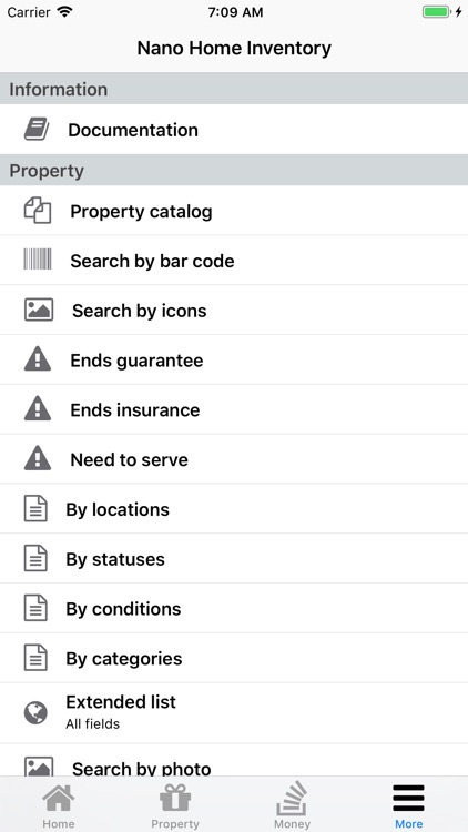 Nano Home Inventory screenshot-6