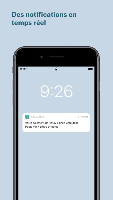 N26 – La Banque Mobile