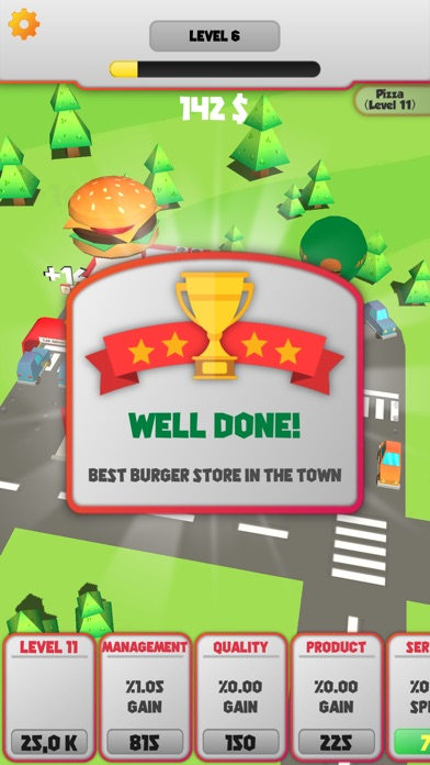 Download Eat N Drive: Fastfood Business for Pc