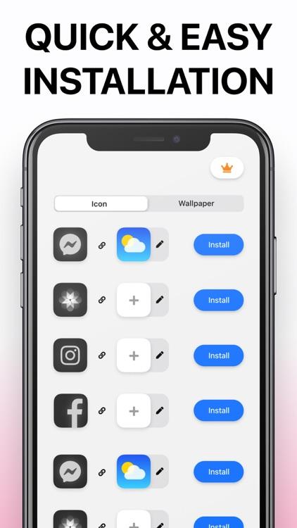 Icon Themer & Changer App screenshot-4