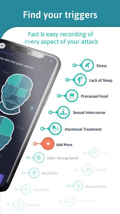 Migraine Buddy - Track PainScreenshot of 2