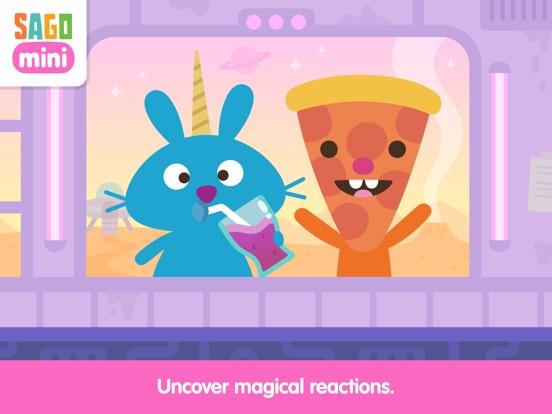 Sago Mini Super Juice screenshot 11