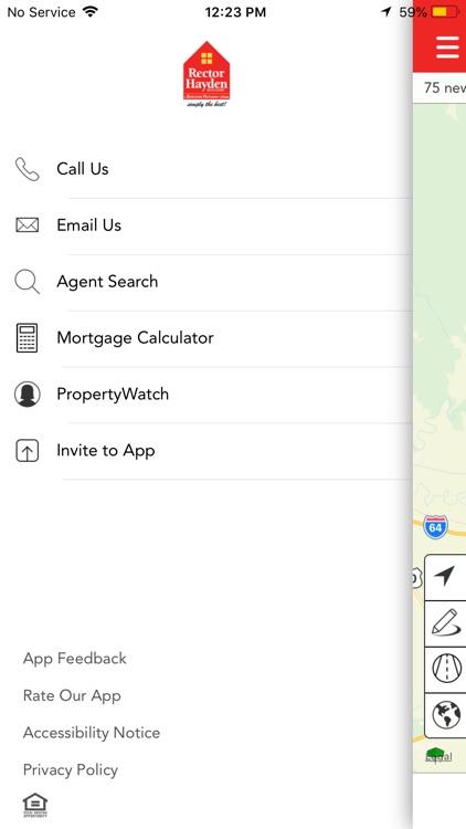 Rector Hayden Home Search screenshot-4