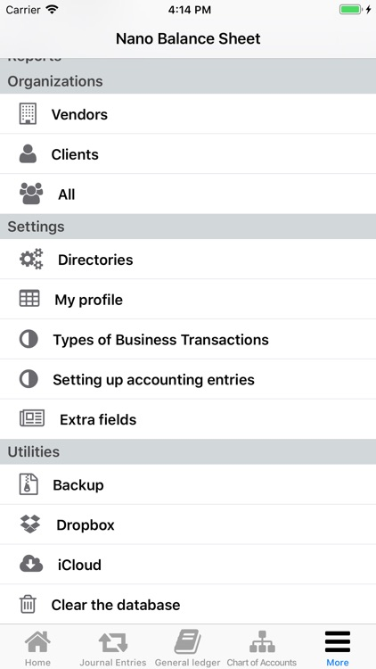Nano Balance Sheet screenshot-5