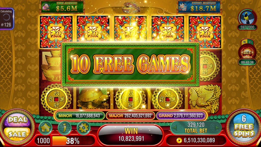 Free Slots Game For Iphone