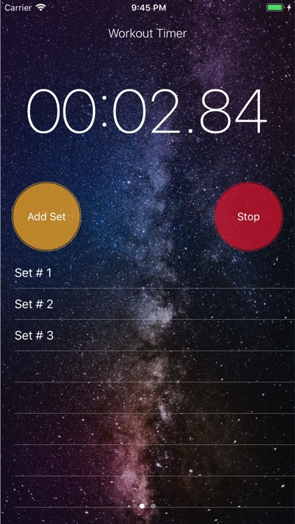 Workout Timer And Metronome