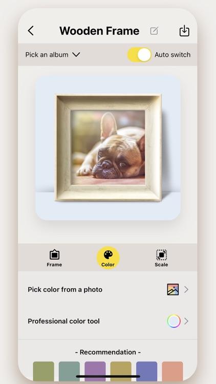 Engrave -My Photo Frame Widget screenshot-5