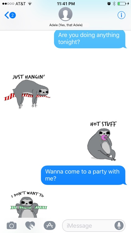Sassy Sloths screenshot-4