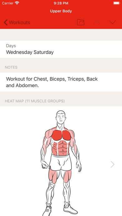 GymBook - Strength trainingのおすすめ画像5