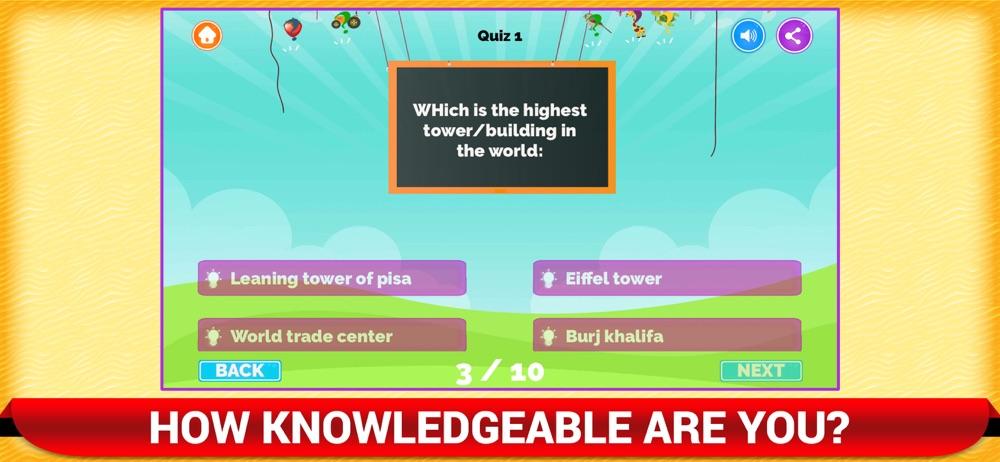 General Knowledge Quiz IQ Game Cheat Codes