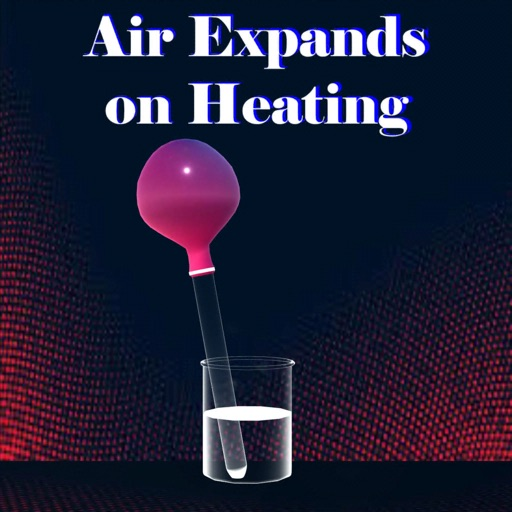 Air Expands on Heating