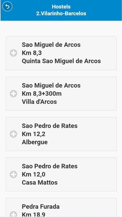 Camino Portugues PREMIUM screenshot-3