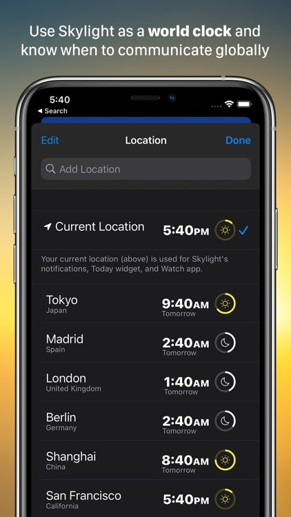 Skylight - Solar Widgets screenshot-4