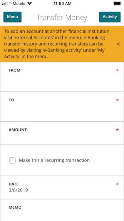 Community Choice e-Banking screenshot-4