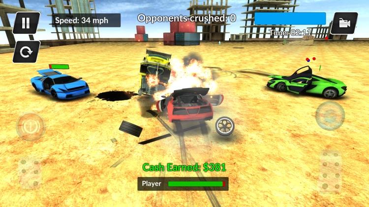 Car Crash Simulator Royale