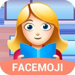 Girl Life Emoji Sticker
