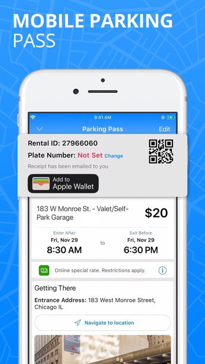 SpotHero: #1 Rated Parking App screenshot-4