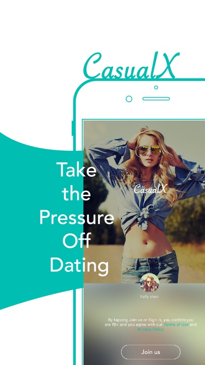 Casualx: Hook Up, Fling Dating screenshot-0