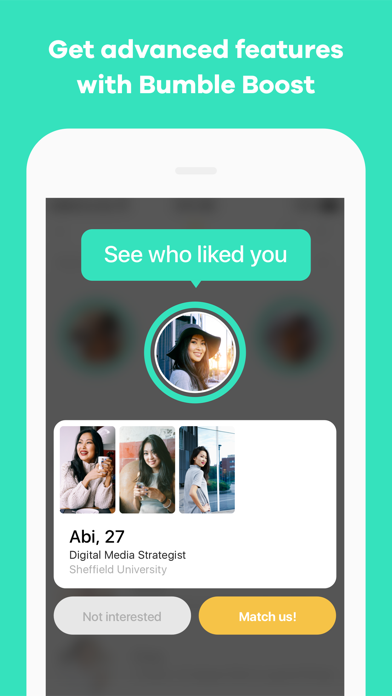 Bumble - Meet New People wiki review and how to guide