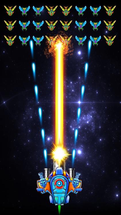 Galaxy Attack: Alien Shooter screenshot-5