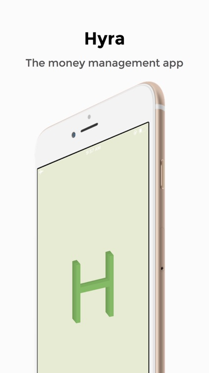 Hyra - Money Expense Tracker
