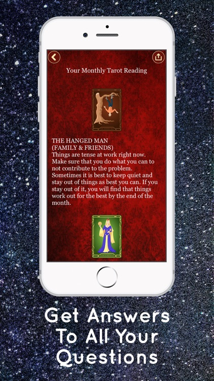 Tarot Card Reading & Horoscope screenshot-5