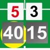 テニス スコア & カード - iPhoneアプリ