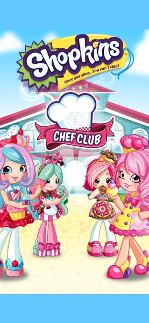 Shopkins Chef Club On The App Store