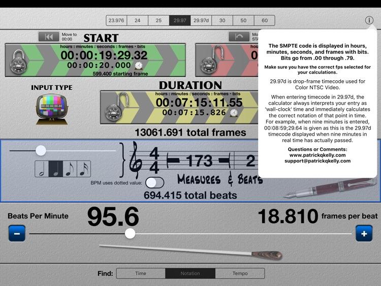 SMPTE Score HD