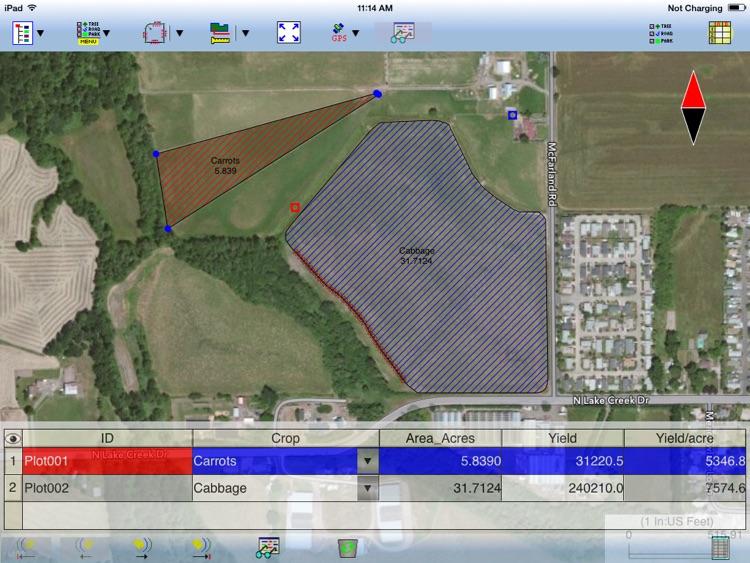 Farming GPS GIS II