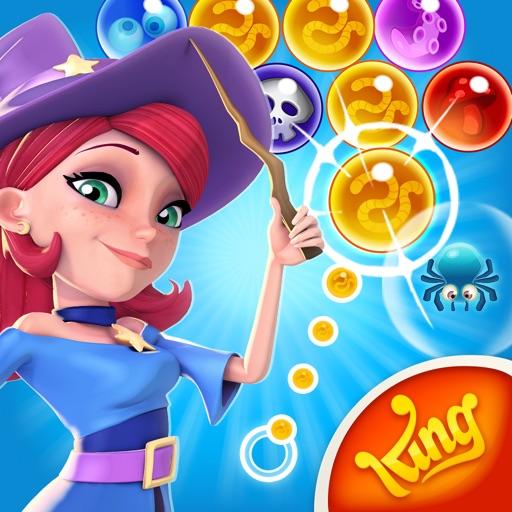 Bubble Witch 2 Saga iOS App