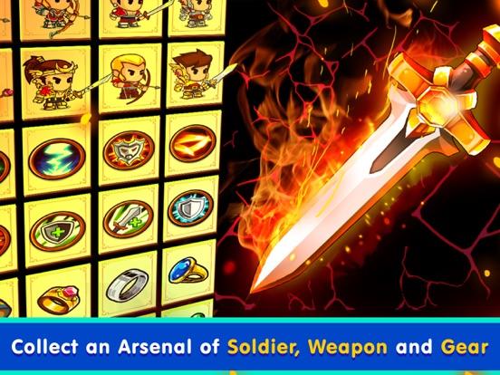 Screenshot #3 for Pocket Army