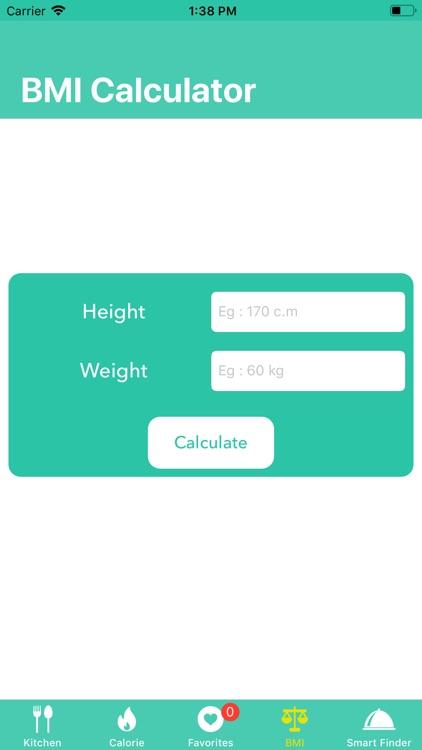 Low Calorie Recipes & Counters screenshot-6