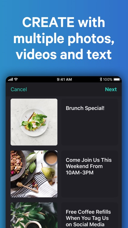 Ingage Instants: Social Posts screenshot-3