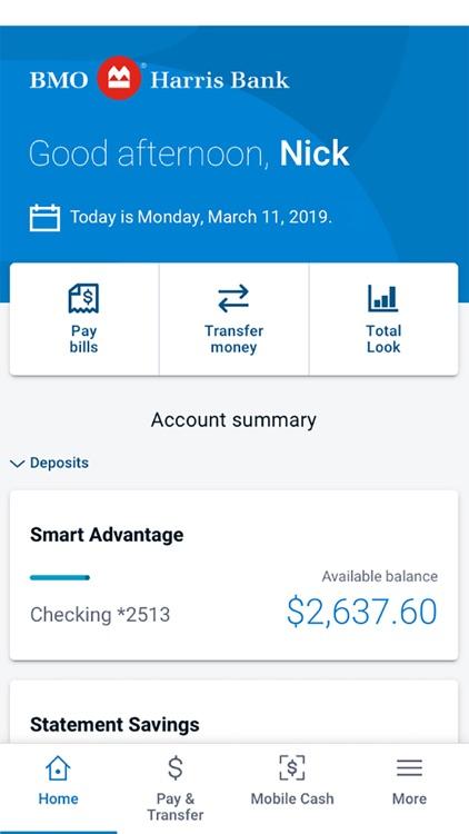 BMO Digital Banking