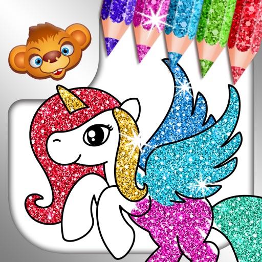Coloring Games For Kids -Tashi By 123 Kids Fun Sp. Z O.o.