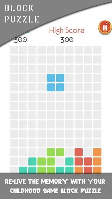 Blocks Puzzle 2019 screenshot 1