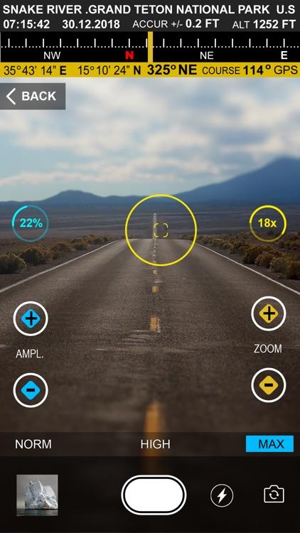 Compass 54 Pro screenshot-4